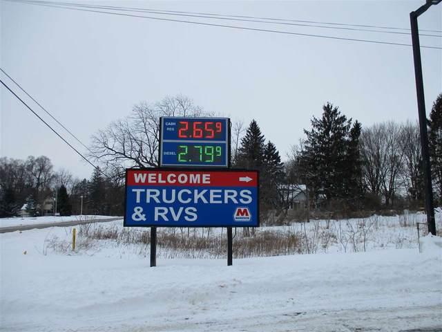 12550 W Michigan Ave, Parma, MI 49269 (MLS #21033318) :: The Hatfield Group