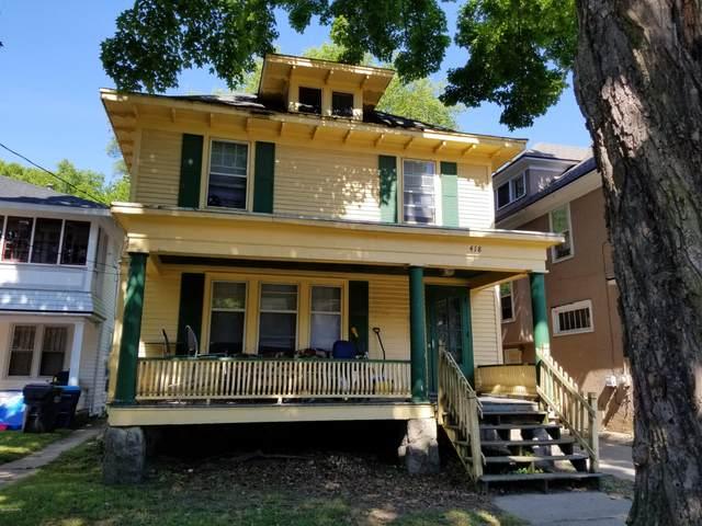 418 Davis Street, Kalamazoo, MI 49007 (MLS #21033747) :: BlueWest Properties