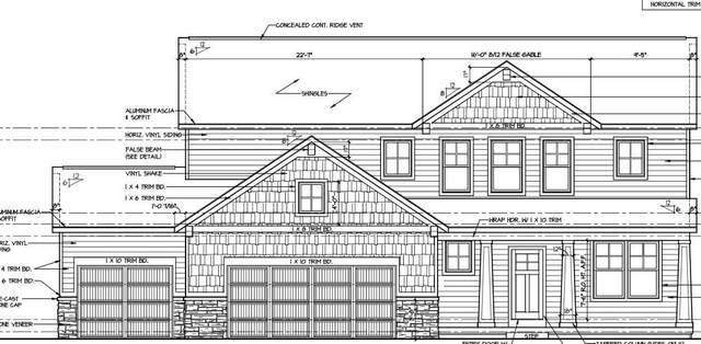 1438 Remington Drive SE, Lowell, MI 49331 (MLS #21033776) :: Ron Ekema Team