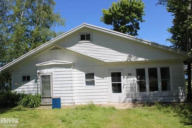 5582 Timberbend Road, Sears, MI 49679 (MLS #21033802) :: BlueWest Properties