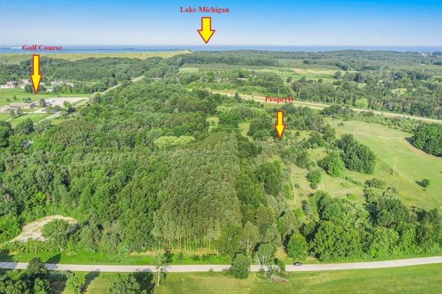 S Beaune Road, Ludington, MI 49431 (MLS #21033880) :: The Hatfield Group