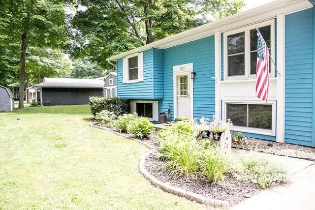 21691 Redfield Road, Edwardsburg, MI 49112 (MLS #21033920) :: BlueWest Properties