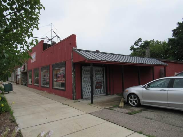 163 W Main Street, Mendon, MI 49072 (MLS #21033927) :: Sold by Stevo Team | @Home Realty