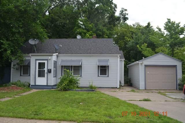 857 Pipestone Street, Benton Harbor, MI 49022 (MLS #21034275) :: Keller Williams Realty   Kalamazoo Market Center
