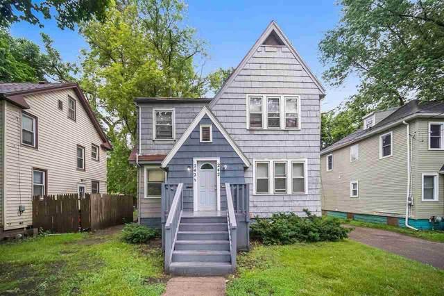 242 W High St, Jackson, MI 49203 (MLS #21034288) :: BlueWest Properties