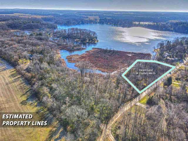 V/L W Crystal Lake Dr N, Cement City, MI 49233 (MLS #21034376) :: Deb Stevenson Group - Greenridge Realty