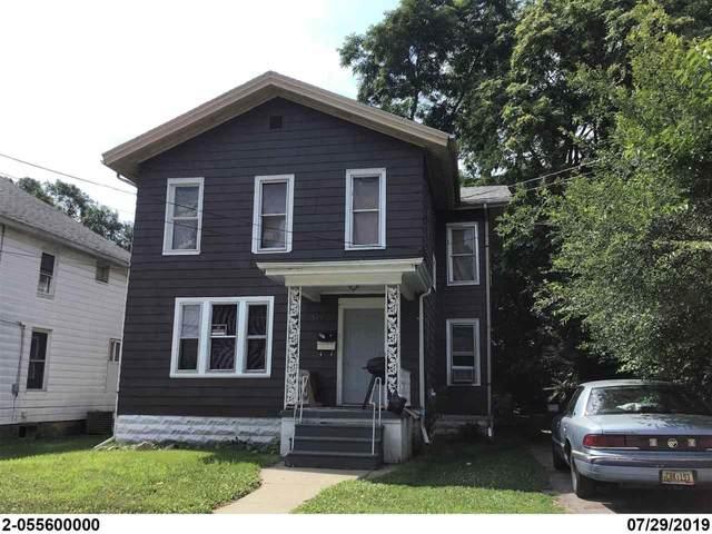 327 Van Buren, Jackson, MI 49201 (MLS #21034749) :: BlueWest Properties