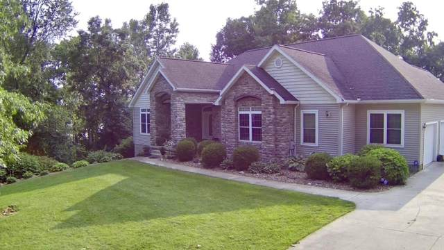 2635 Winona Drive, Osseo, MI 49266 (MLS #21035540) :: BlueWest Properties