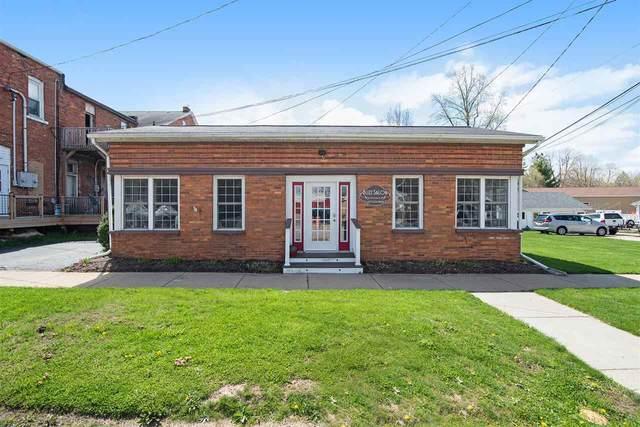 107 Homer Rd, Concord, MI 49237 (MLS #21036391) :: BlueWest Properties