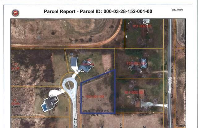 Parcel B Carric Ct, Jackson, MI 49201 (MLS #21036810) :: Deb Stevenson Group - Greenridge Realty
