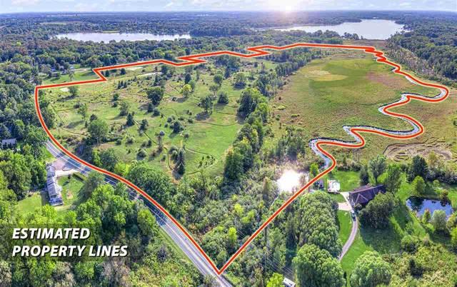 V/L Mack Island Rd, Grass Lake, MI 49240 (MLS #21036822) :: BlueWest Properties