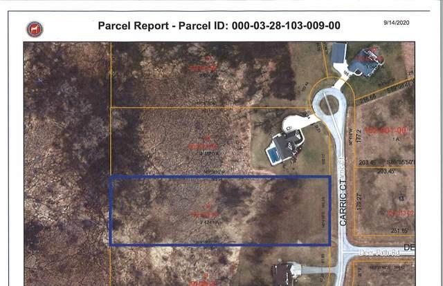 Lot 9 Carric Ct, Jackson, MI 49201 (MLS #21036849) :: BlueWest Properties