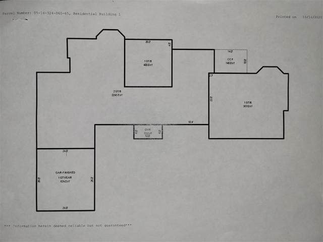 2003 San Marino Trl, Kewadin, MI 49648 (MLS #21040882) :: BlueWest Properties