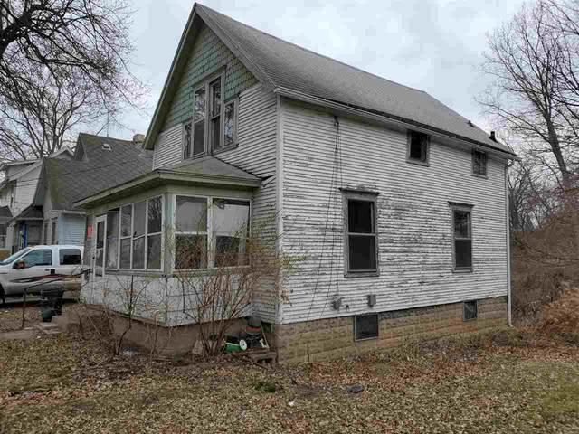 1412 Deyo St, Jackson, MI 49203 (MLS #21040893) :: BlueWest Properties
