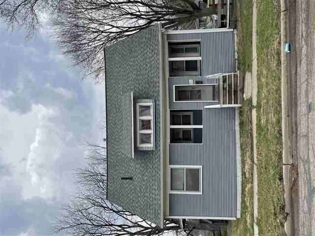 1717 S Milwaukee St, Jackson, MI 49203 (MLS #21041777) :: BlueWest Properties