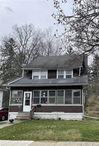 1024 S Jackson, Jackson, MI 49203 (MLS #21041778) :: BlueWest Properties