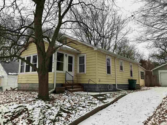 313 Battle Creek Ave, Battle Creek, MI 49037 (MLS #21041780) :: Sold by Stevo Team | @Home Realty