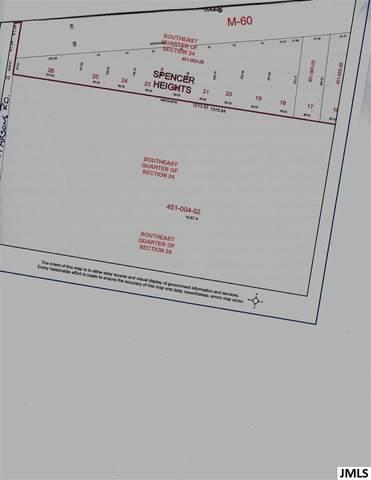0000 Spring Arbor Rd M-60 At Parsons, Spring Arbor, MI 49283 (MLS #21043162) :: BlueWest Properties
