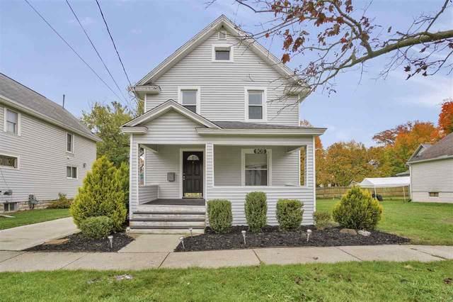 905 S Clinton, Albion, MI 49224 (MLS #21046375) :: BlueWest Properties