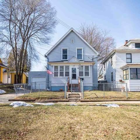 608 S Gorham, Jackson, MI 49203 (MLS #21046575) :: BlueWest Properties