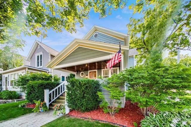 923 Lake Boulevard, St. Joseph, MI 49085 (MLS #21064765) :: BlueWest Properties