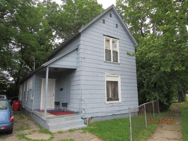 367 E High Street, Benton Harbor, MI 49022 (MLS #21064798) :: Ron Ekema Team