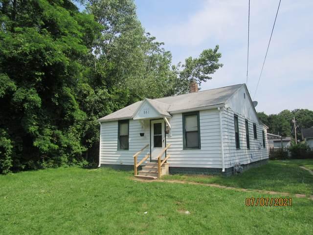 951 Waucedah Avenue, Benton Harbor, MI 49022 (MLS #21064801) :: BlueWest Properties