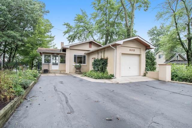 8015 W Long Lake Drive, Kalamazoo, MI 49048 (MLS #21064832) :: Deb Stevenson Group - Greenridge Realty