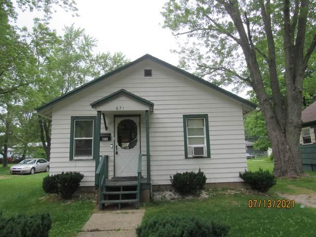 871 Wauceda Avenue, Benton Harbor, MI 49022 (MLS #21064836) :: BlueWest Properties