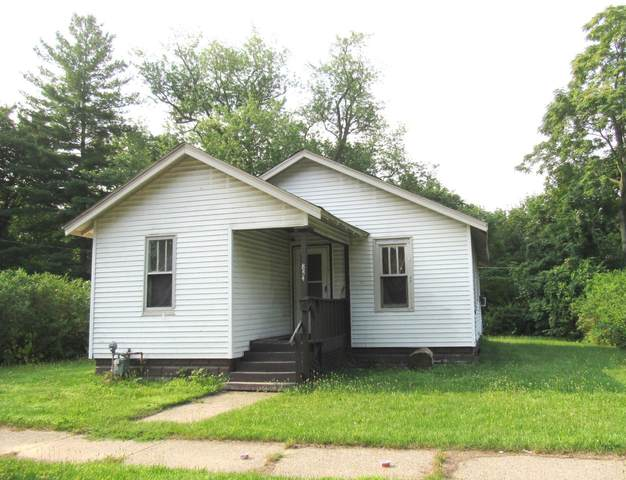 854 La Salle Street, Benton Harbor, MI 49022 (MLS #21064944) :: BlueWest Properties