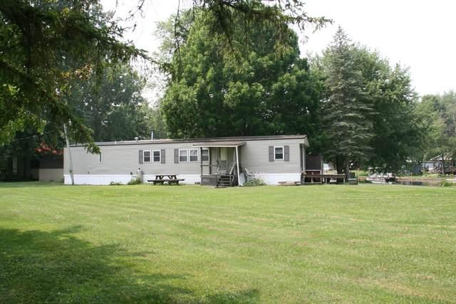 16623 Pine Point Drive, Barryton, MI 49305 (MLS #21064965) :: Ron Ekema Team