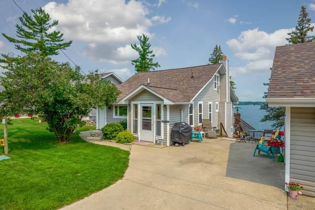 10680 Lake Street, Chippewa Lake, MI 49320 (MLS #21064968) :: Deb Stevenson Group - Greenridge Realty