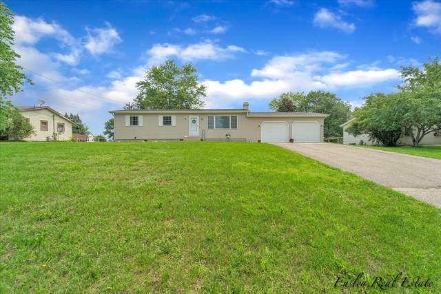 610 N State Road, Belding, MI 48809 (MLS #21064986) :: JH Realty Partners