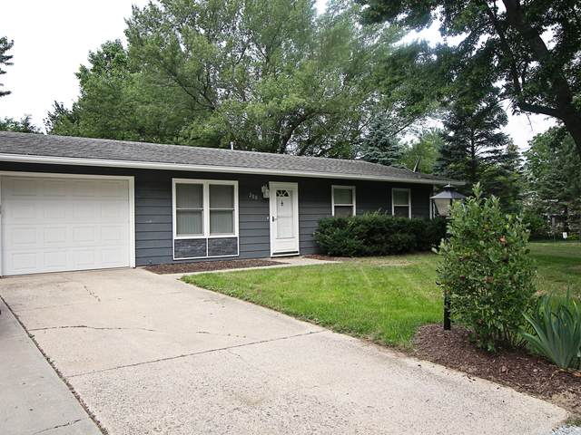 208 S Mayhew Street, New Buffalo, MI 49117 (MLS #21070272) :: BlueWest Properties
