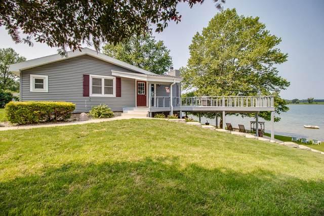 1721 Lakeside Drive, Ceresco, MI 49033 (MLS #21094683) :: BlueWest Properties