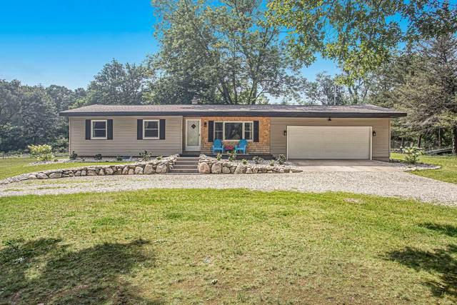 21631 13 Mile Road, Bellevue, MI 49021 (MLS #21094702) :: BlueWest Properties