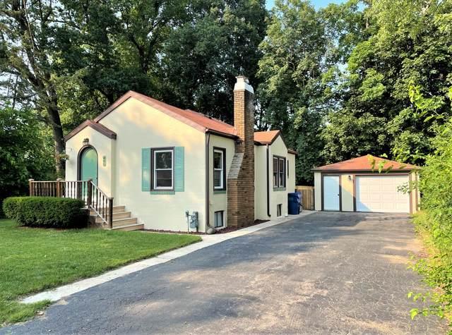485 Terrace Drive, Benton Harbor, MI 49022 (MLS #21094709) :: BlueWest Properties
