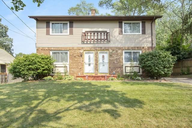 2706 Riley Avenue SW, Wyoming, MI 49509 (MLS #21094763) :: BlueWest Properties