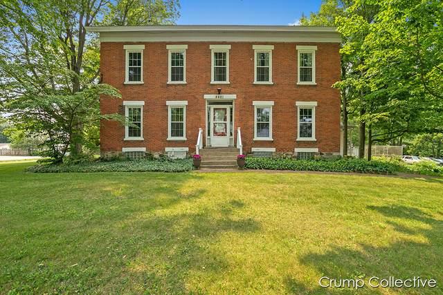 4481 Fruit Ridge Avenue NW, Grand Rapids, MI 49544 (MLS #21094773) :: BlueWest Properties