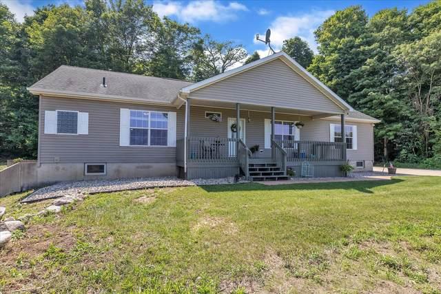 55426 Gards Prairie Road, Cassopolis, MI 49031 (MLS #21094777) :: BlueWest Properties
