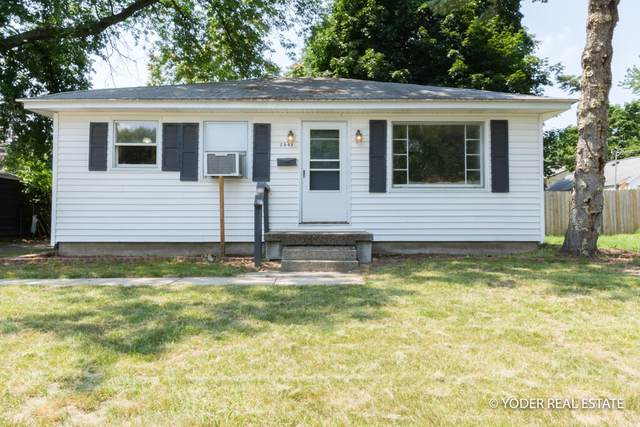 2941 Chiswick Avenue SW, Wyoming, MI 49509 (MLS #21094791) :: Ginger Baxter Group