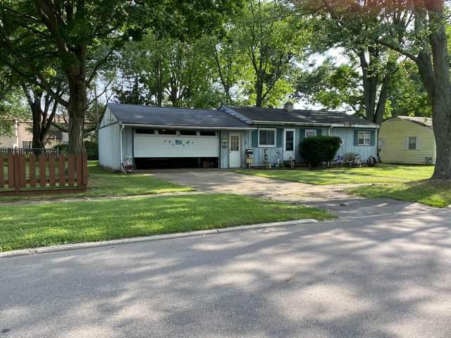 1217 Griffith Street, Sturgis, MI 49091 (MLS #21094822) :: Deb Stevenson Group - Greenridge Realty