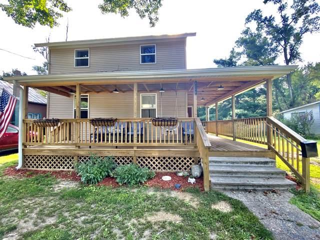 246 Washington Street, Bronson, MI 49028 (MLS #21094824) :: BlueWest Properties