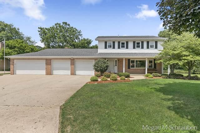 7850 Dawn Drive, Portland, MI 48875 (MLS #21094841) :: BlueWest Properties