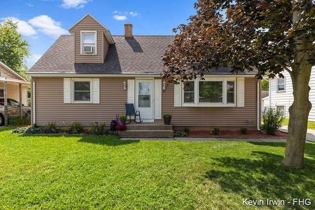 551 S Union Street, Sparta, MI 49345 (MLS #21094843) :: BlueWest Properties