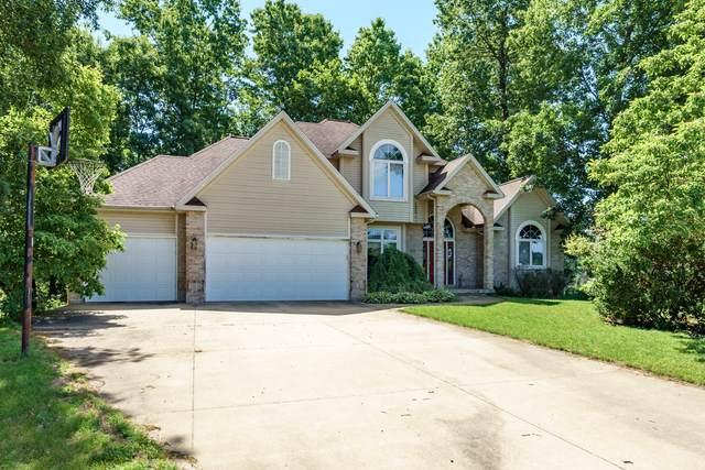 11331 Schoolhouse Drive, Vicksburg, MI 49097 (MLS #21094871) :: Deb Stevenson Group - Greenridge Realty