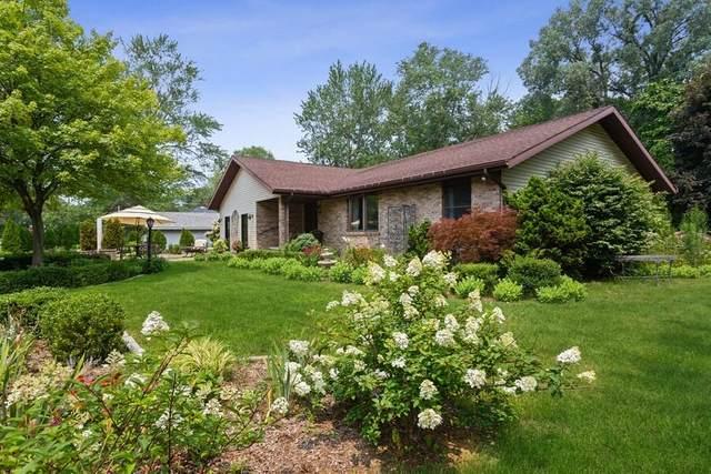 415 S Mayhew Street, New Buffalo, MI 49117 (MLS #21094896) :: BlueWest Properties