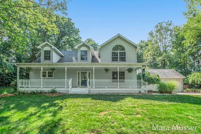 5137 Scotch Mist Drive, Saranac, MI 48881 (MLS #21094913) :: BlueWest Properties
