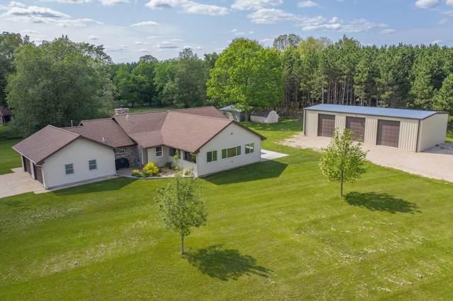 18754 Taft Road, Big Rapids, MI 49307 (MLS #21094925) :: BlueWest Properties