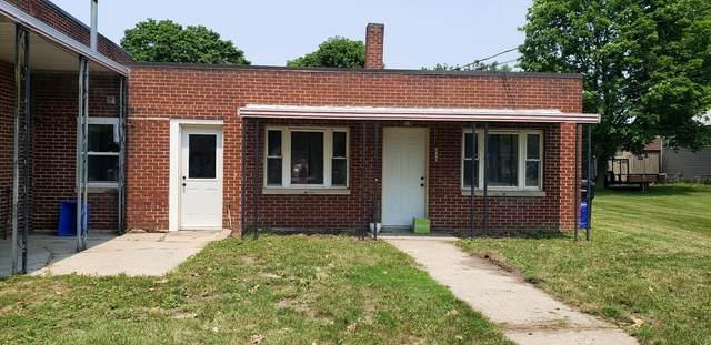 1201-1207 W Lake Drive, Fremont, MI 49412 (MLS #21094944) :: BlueWest Properties